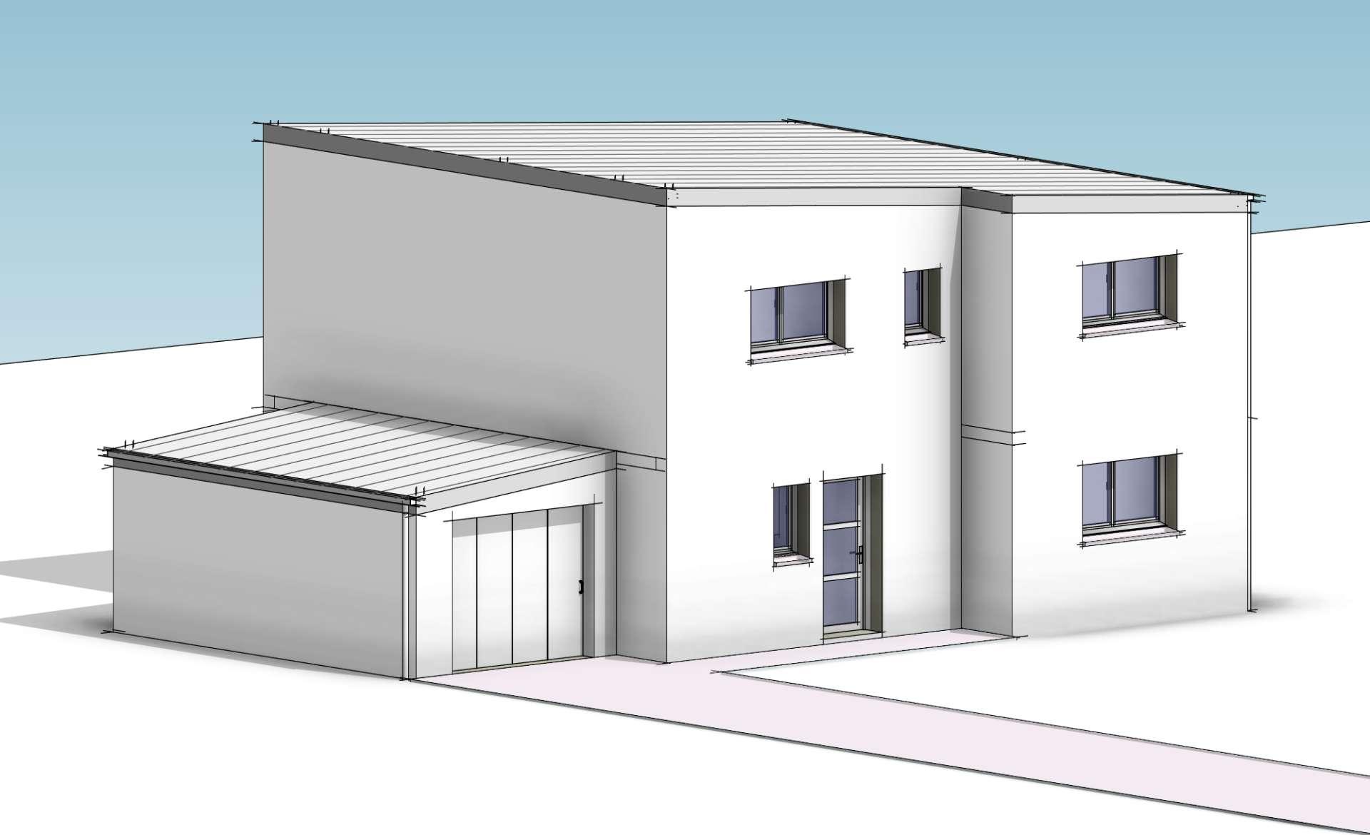 Maisons modèle DALI - Gerbière ZINC
